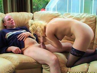 Blonde Bombshell 16 Teen Video