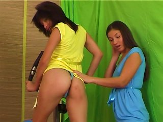 Two Girls Have A Sleepover And Share Their Favorite Sex Toys Teen Video