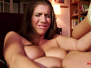 Alex Chance Uses Many Big Toys To Stretch Her Pussy Out Teen Video