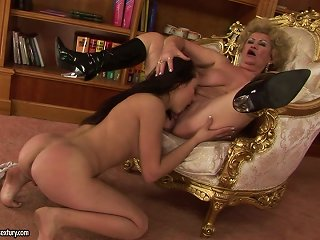 Effie The Schoolmaster And Her Nasty Old Pussy Teen Video