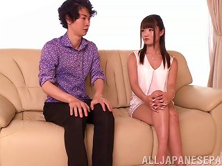 Lean Japanese Teen Sucks A Dick And Sits Down On It Teen Video