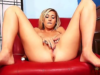Lilly Banks Loves To Play With Her Feet And Her Pussy In This Clip. And She Is Doing It Like A Real Professional. She Can Teach Anyone How To Use A Di Teen Video