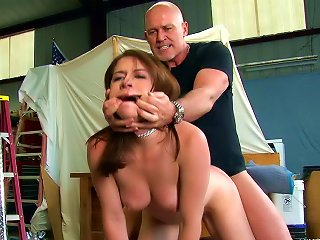 Cute Young Redhead Likes Sex Rough Teen Video