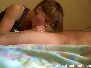 Teen Girlfriend Giving Her Man Head Teen Video