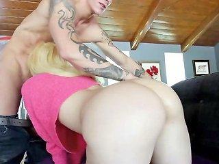 Cock Sucking Blonde Teen Teen Video