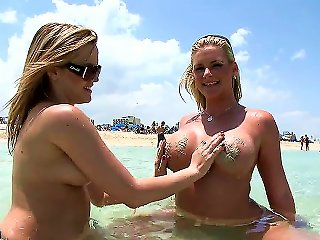 Two Sex Appeal Beauties Alexis Texas And Phoenix Marie Wait For You To Spend Some Time Together. Chicks Are Swimming And Posing Showing Asses And Tits Teen Video