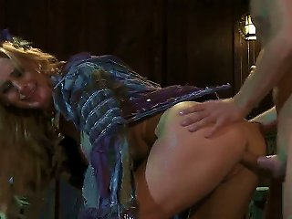 Handsome Hugecocked Dude Is Satisfying All Sexual Cravings Of This Luxurious Blonde Bitch Tanya Tate. She Is Getting Her  Licked And Fucked Like Never Teen Video