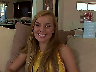 This Week Latina Rampage Update With Cute Sexy Teen Jessie Rogers. She Is Playing Outside Making Her Boobs Bounce, But She Is Not That Innocent. She I Teen Video