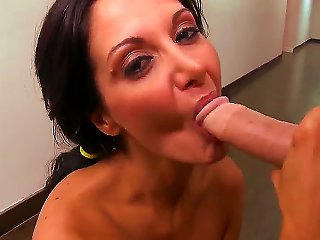Today We Have An Amazing Pornstar And She Is Going To Show Us A Cool Blowjob. Her Name Is Ava Addams And You Know What She Can Do With Big Yummy Wiene Teen Video