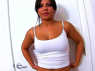 This Was A Very Difficult Decision For Curvy Latina Rose. She Gave Us No Promises, But Finally She Has Come To The Point Where She Initially Started - Teen Video