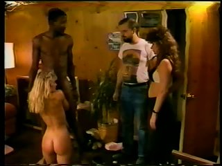 Busty Blonde Teen Lauryl Canyon Gets Interracially Fucked - Classic Porn Teen Video