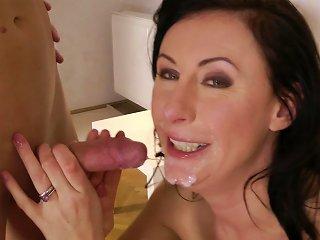 Needy Mom Enjoys Younger Cock Teen Video
