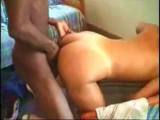 Cheating Young Wife With A Black Lover Teen Video