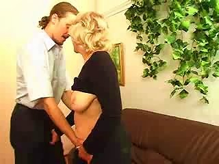 Foreign  Woman With Young Lover3 Teen Video