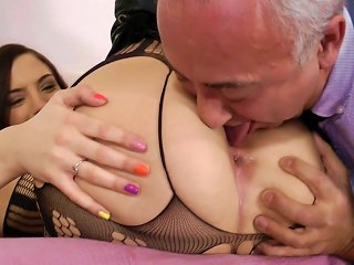 Young  Fucked By An Old Man Teen Video