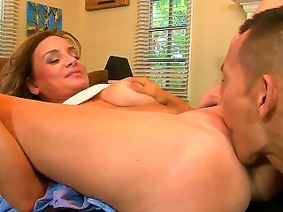 This Strawberry  Babe Is Built For Taking On The Massive Meat Of Her Male Lover And Make It Worthy Of An . Rebecca Bardoux Sucks His Manhood While He  Teen Video