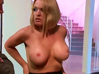 In This  You Could Become A Witness Of How Sexual And So Sinful Blonde Bitch Krissy Lynn Is Trying To Seduce Group Of Handsome Dudes To Drill All Of H Teen Video