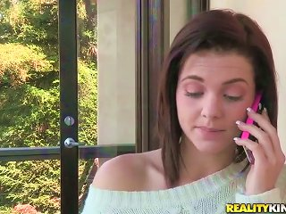 Sex With A Sassy And Horny Teen Kiera Winters Teen Video