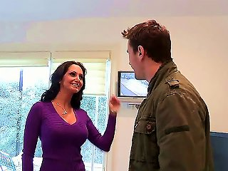 You Know That Ava Addams Turns Heads With Her Big Tits, No Matter What Shirt Shes Wearing. And Its About To Get Her A Deep Dicking Once She Busts Them Teen Video