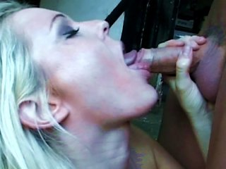 Blonde Mom Enjoys Young Cock Teen Video