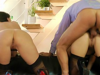 Young  Fucked By Horny Grandpa Teen Video
