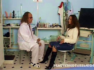 Doctor And His Sexy Teen Patient Fuck In The Exam Room Teen Video