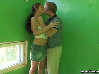 Hot Nika Gets Her Teen Pussy Banged By Kostya Teen Video