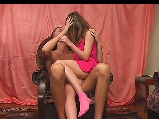 Hot Fuck With A Cute Young  - Csm Teen Video