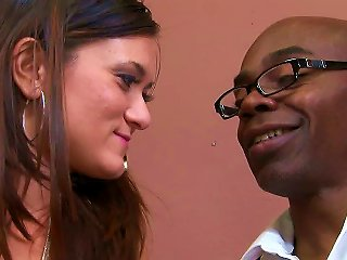 Black On White, Coffee And Cream, Call It What You Like This Is Hard-on Making Interracial Action With Hung Hunk Sean Michaels And Perfect Little Ange Teen Video