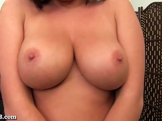 Busty Teen Girl Is Thirsty For Cum! Teen Video