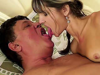 Teen Foreplay And Fuck Gets Him Off Teen Video