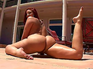 Now If You Dont Know Who Kelly Divine, Go Back To Sleep Cause Your Are Not Fucking Ready. Today We Put Some Nice Maple Syrup All Over Her Fat Ass. Teen Video